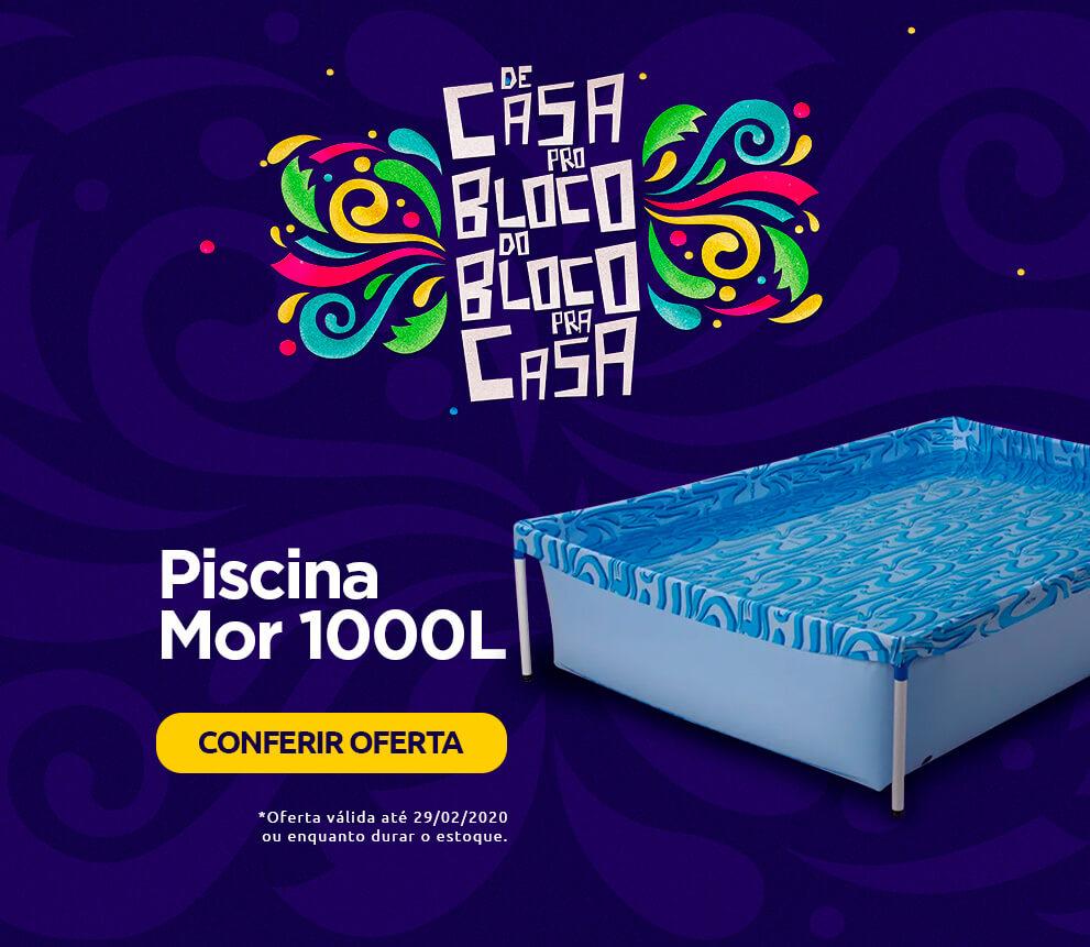 Carnaval de Ofertas - Piscina